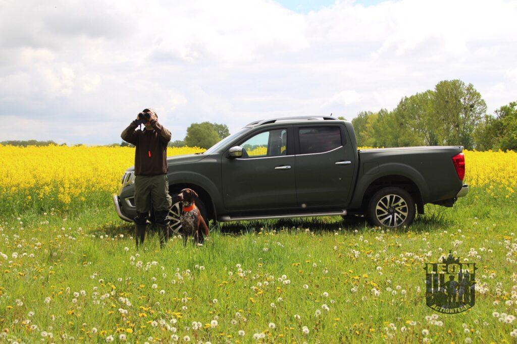 Jagdhund, Jäger mieten bei LEON Actionteam