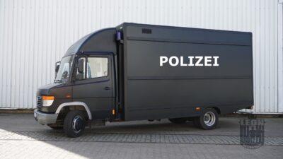Spezialeinsatzkommando Fahrzeug Mercedes Benz